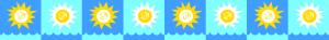 sun border