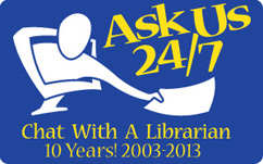 Ask Us 24/7 Logo