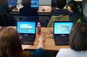 Minecraft Training