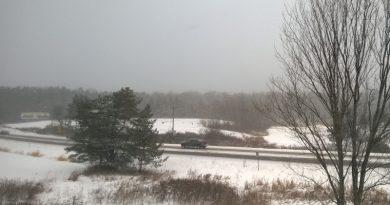 Snow Day Rte 13