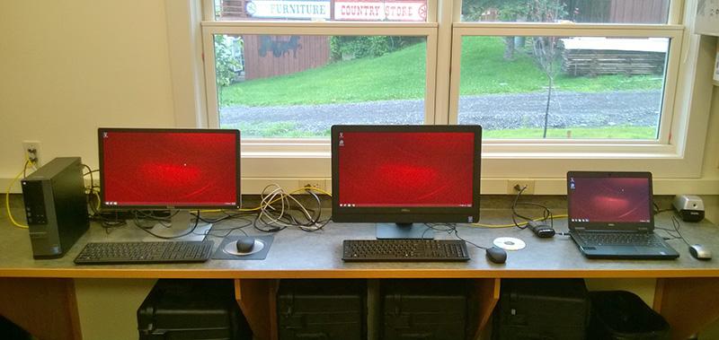 2015 Bulk Computer Staging