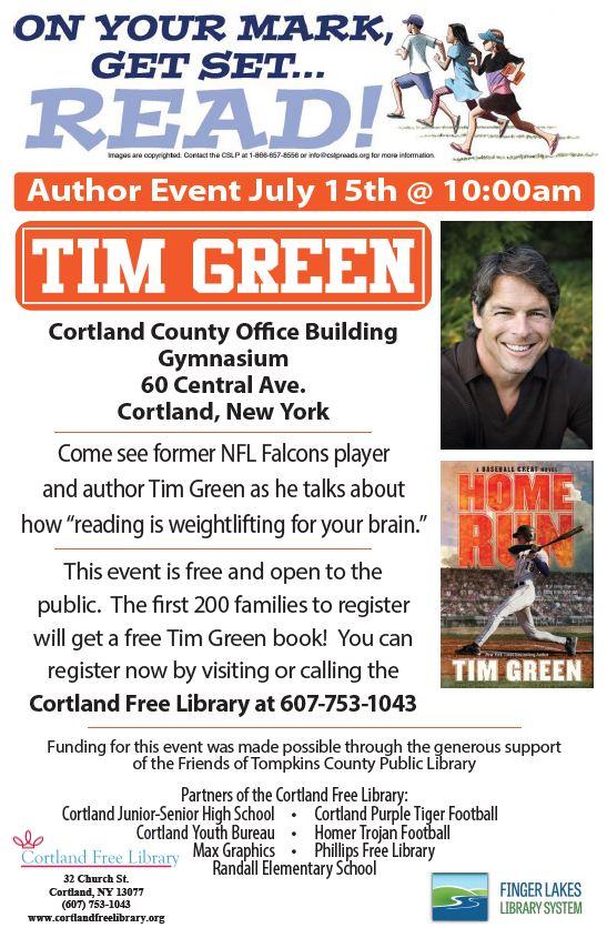 Tim Green Poster