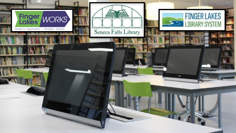Computer Classes at Seneca Falls Library