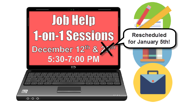 Job Help at Seneca Falls Library