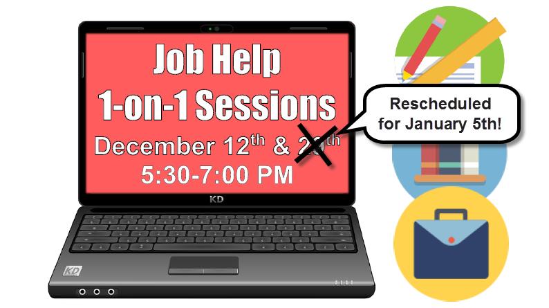 Job Help at Seneca Falls Library