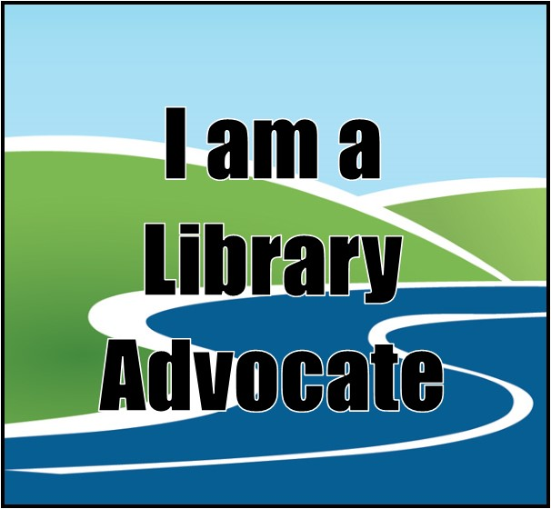 I am A Library Advocate Profile Picture