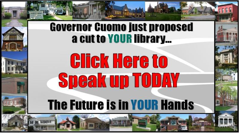 SPEAK UP NOW FOR LIBRARY AID