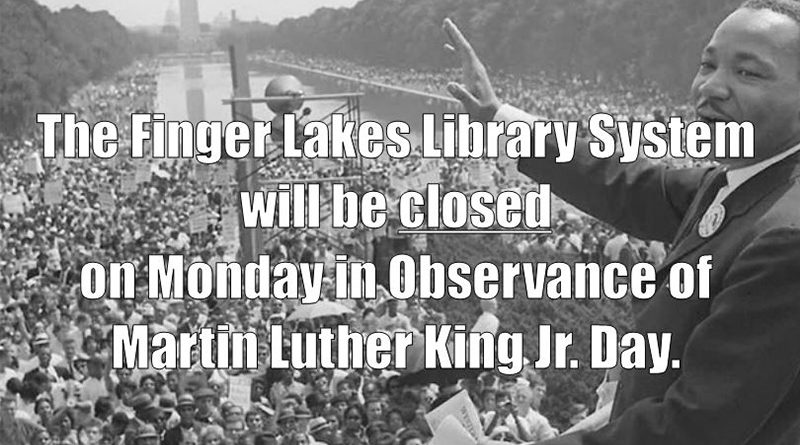 FLLS Offices Closed January 16th For Martin Luther King Day