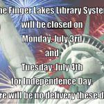 FLLS Offices Closed July 3-4, 2017 For Fourth of July Holiday