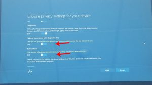 Windows 10 Creators Update Privacy Settings Figure 2