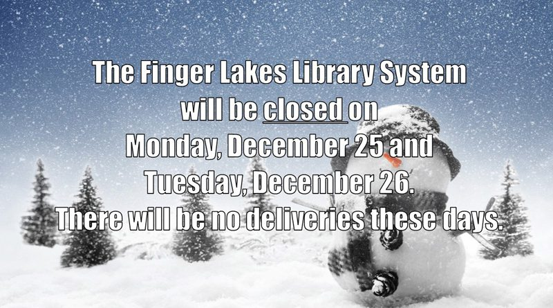 FLLS Closed December 25-26 For Christmas