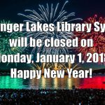 FLLS Offices Closed January 1st For New Years