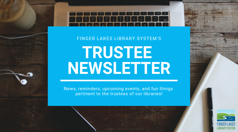 Finger Lakes Library System's Trustee Newsletter