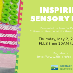 Inspiring Sensory Play Workshop