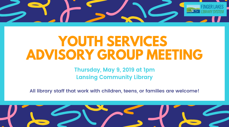 Youth Services Advisory Group Meeting