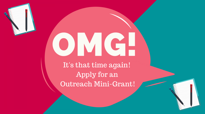 Outreach Mini-Grant Promo Image