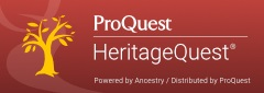 HeritageQuest: powered by Ancestry, distributed by ProQuest