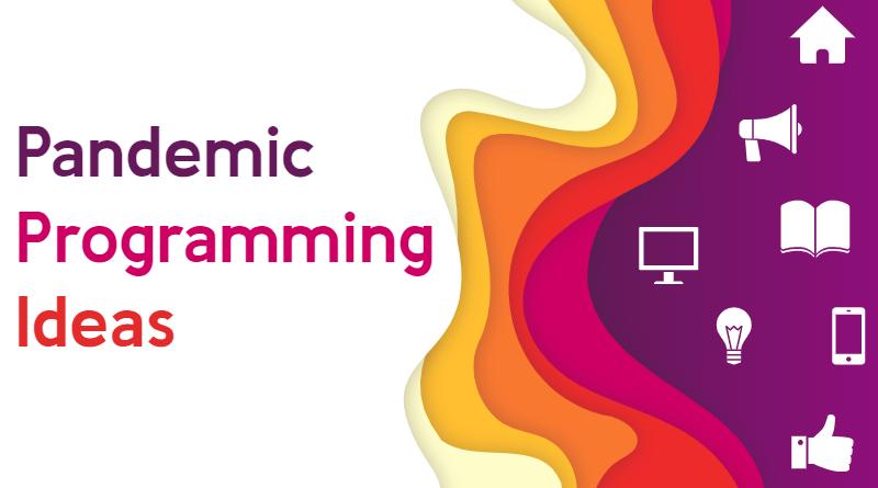 Pandemic Programming Ideas Webinar Follow-Up