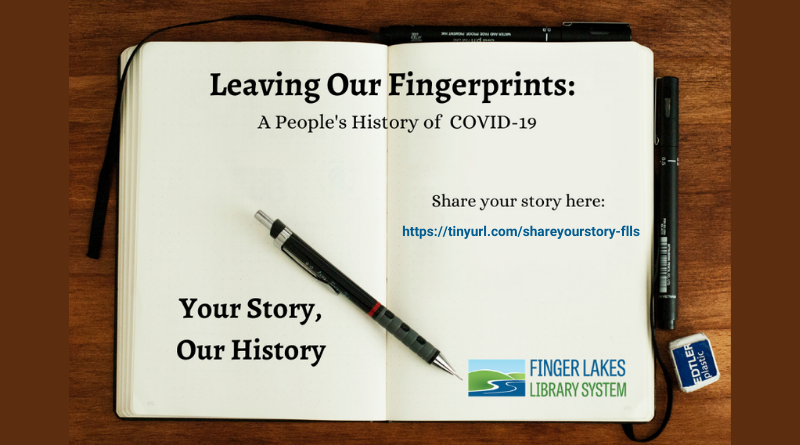 Leaving Our Fingerprints: A People's History of COVID-19