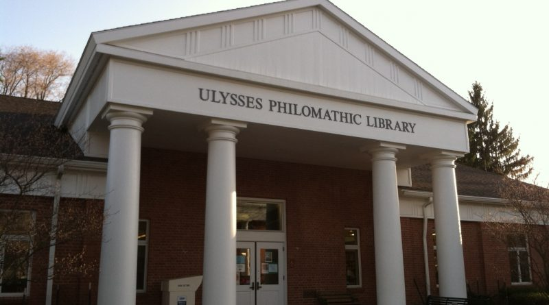 Ulysses Philomathic Library Seeks Full-Time Library Director