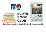 Science Friday Book Club-Rising: Dispatches from the New American Shore