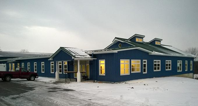 FLLS Dryden Rd Building