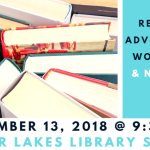Readers' Advisory Workshop Follow-up