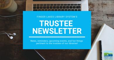 Finger Lakes Library System's Trustee Newsletter