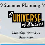2019 Summer Planning Meeting