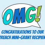 2019-2020 Outreach Mini-Grants Awarded