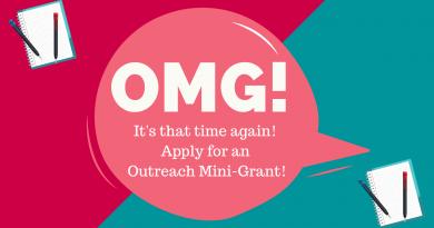 Outreach Mini-Grant Promo Image